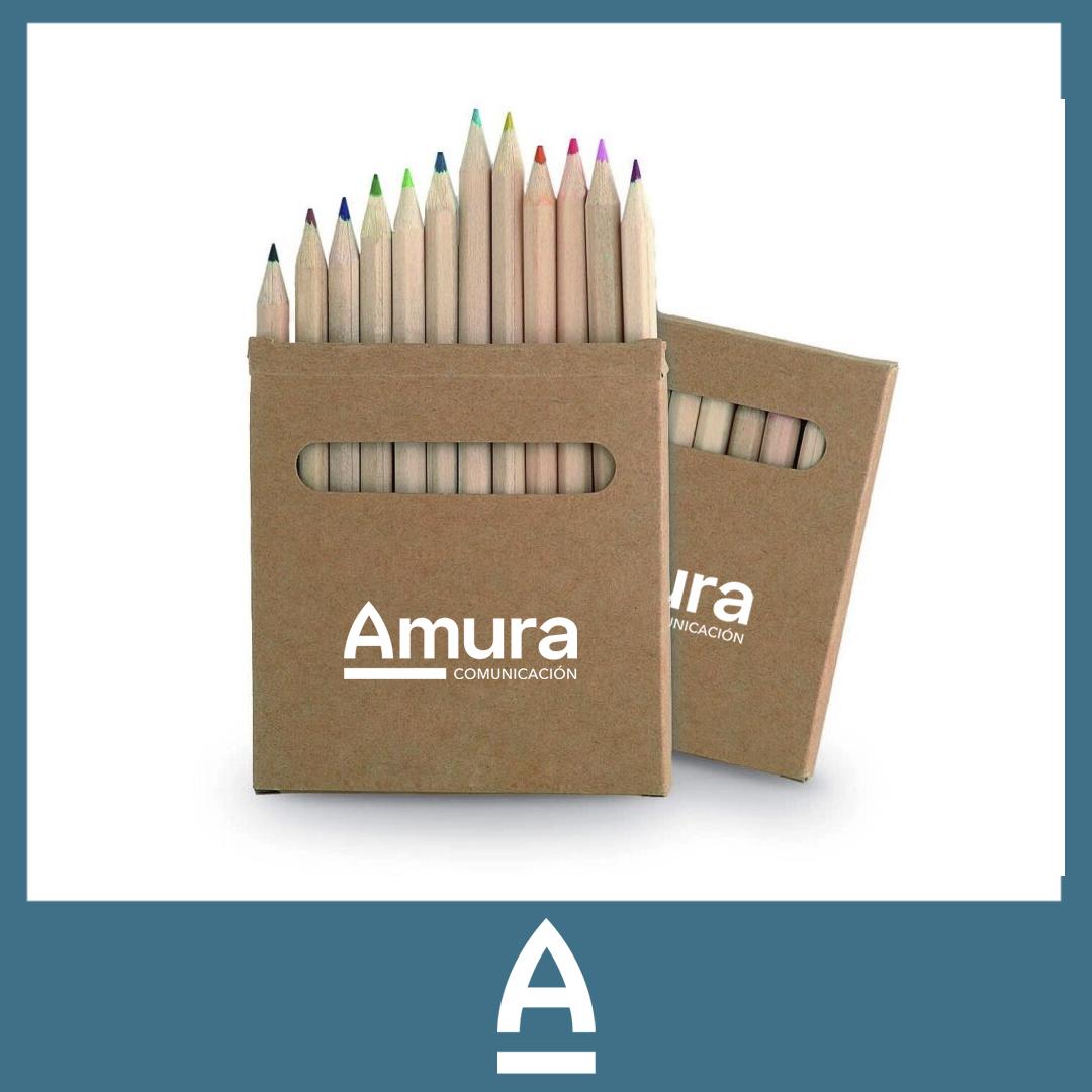 merchandising - Amura Comunicación