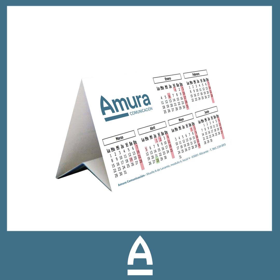 calendari triangulo - Amura Comunicación