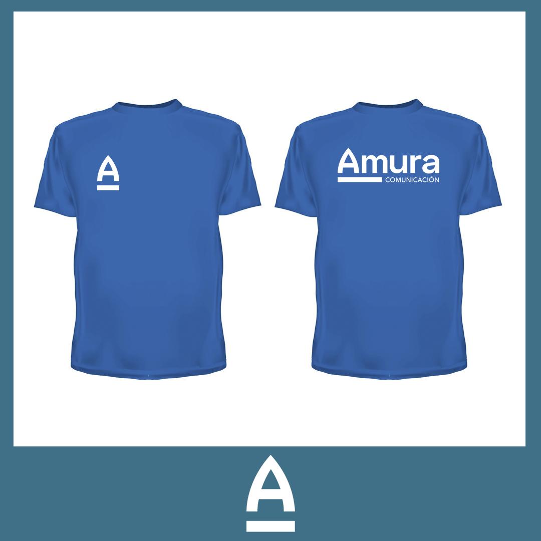 camisetas técnicas personalizas - Amura Comunicación
